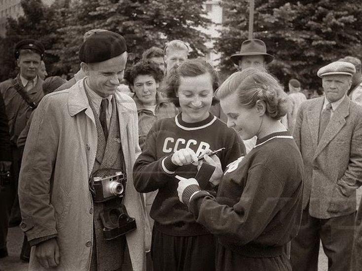 Maria Gorokhovskaya