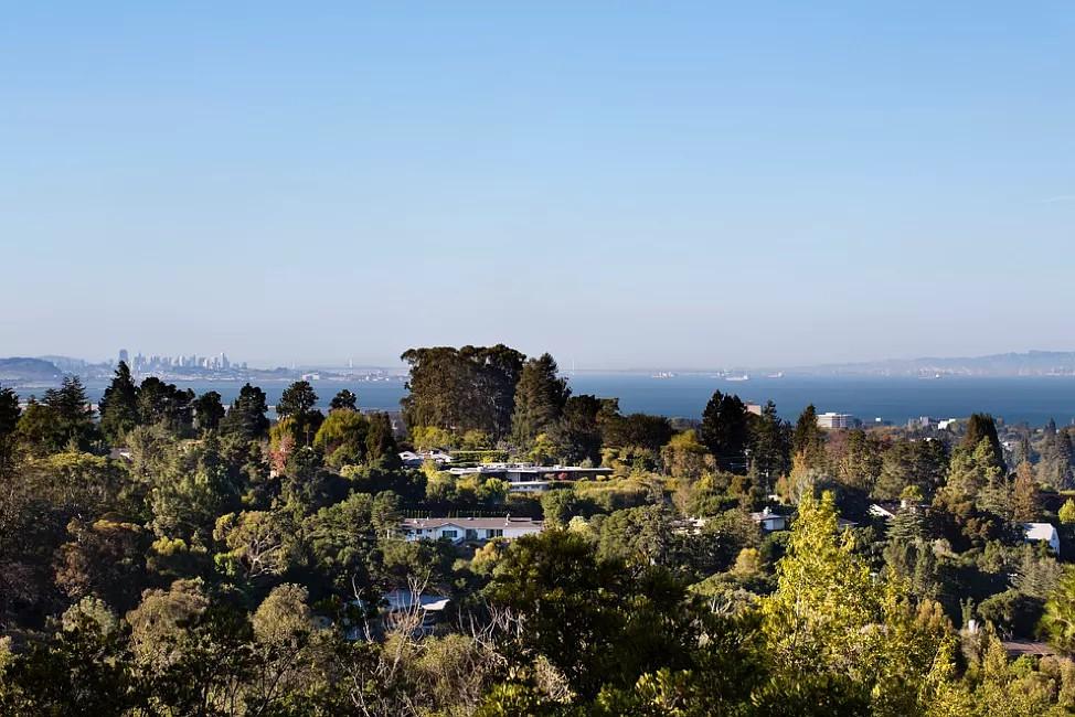 Views of Hillsborough, California