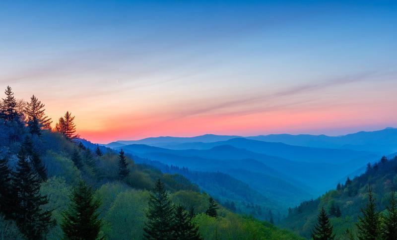 Great Smoky Mountains National Park North Carolina