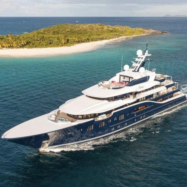 World's Most Expensive Superyachts, Ranked