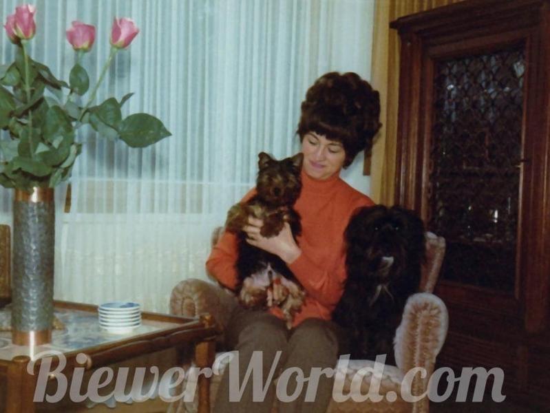 Gertrud Biewer Set the Standard