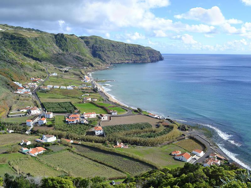 Azores, Santa Maria, Praia Formosa