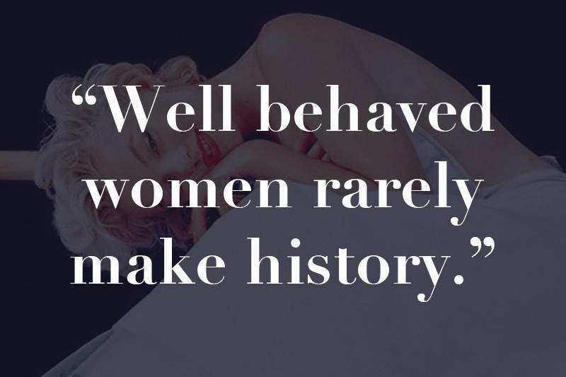 Naughty women