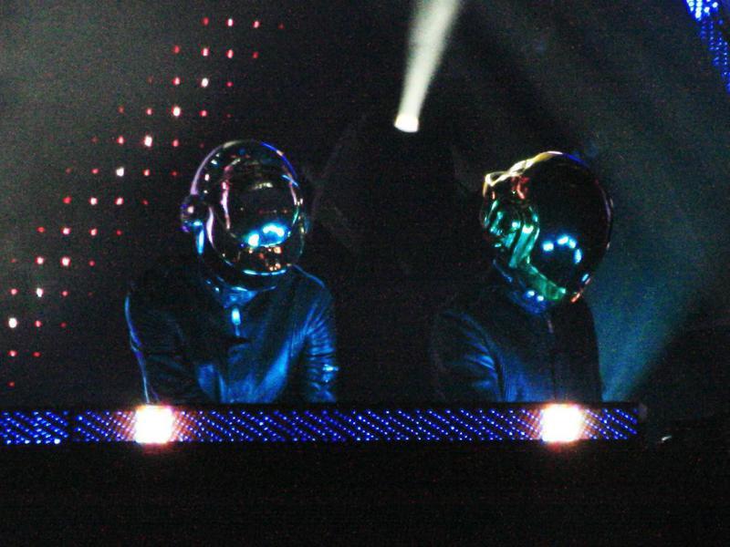 Daft Punk Alive Tour