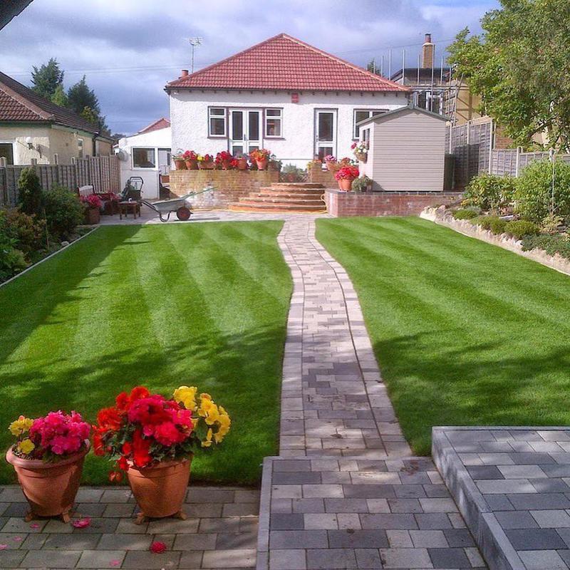 lawn shapes
