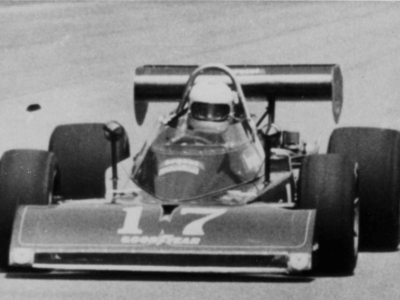 Race driver Janet Guthrie became first woman to drive at Indianapolis Motor Speedway