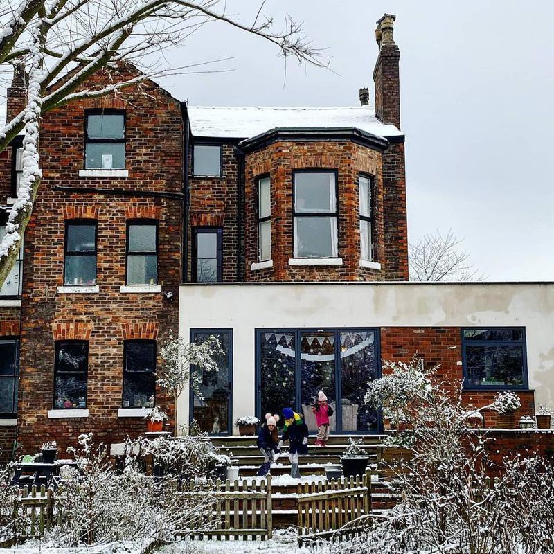 Manchester Victorian exterior