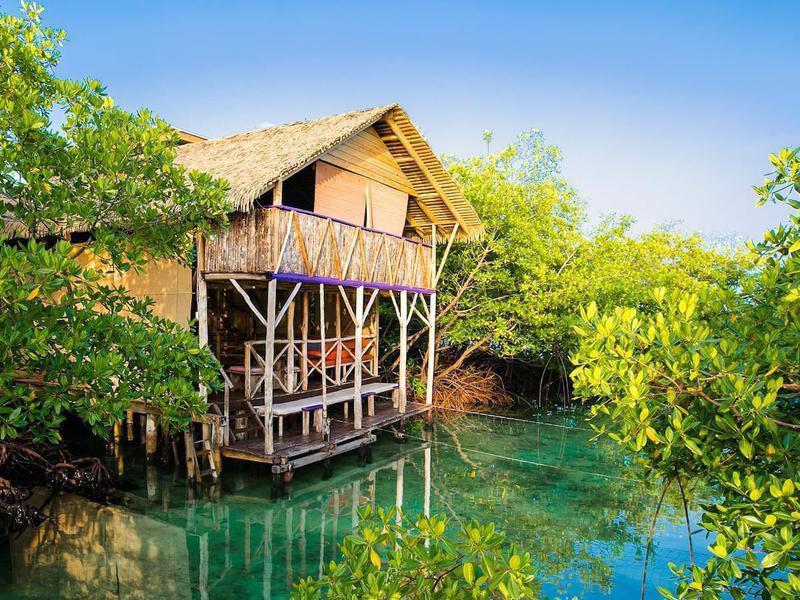 Urraca Private Island Eco-Lodge