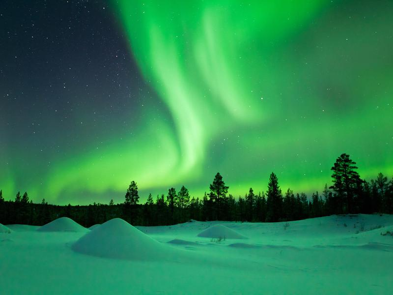 Lapland, Bachelor Travel Destinations