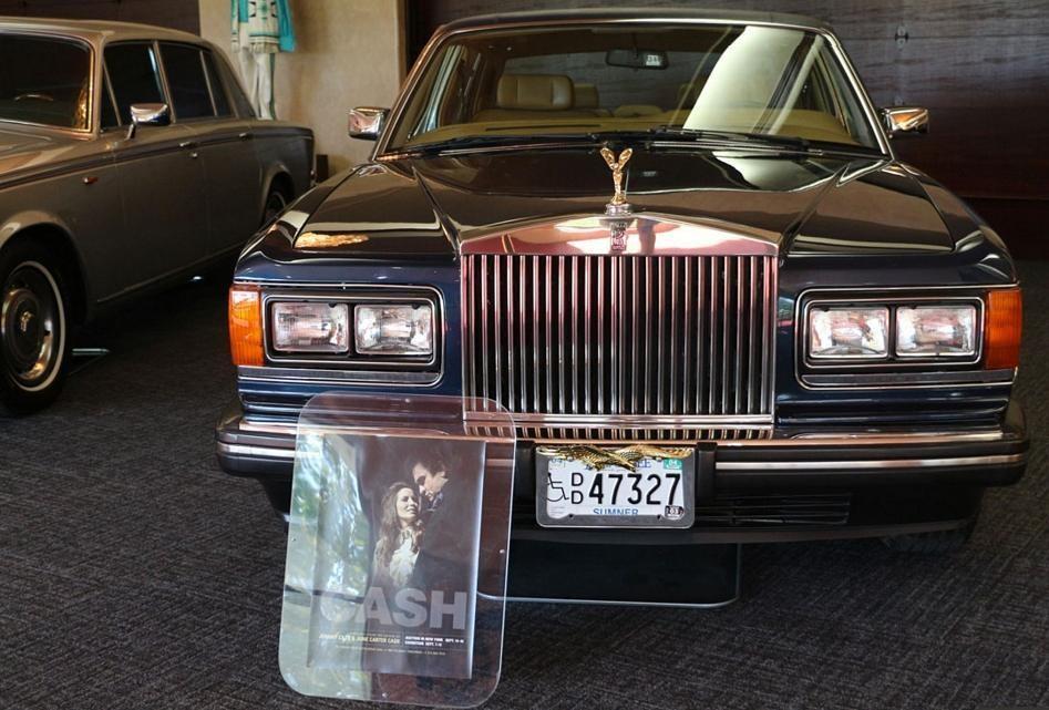 Jonny Cash's car