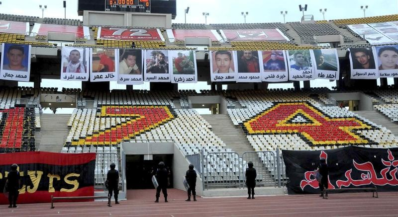 Memorial for Fans