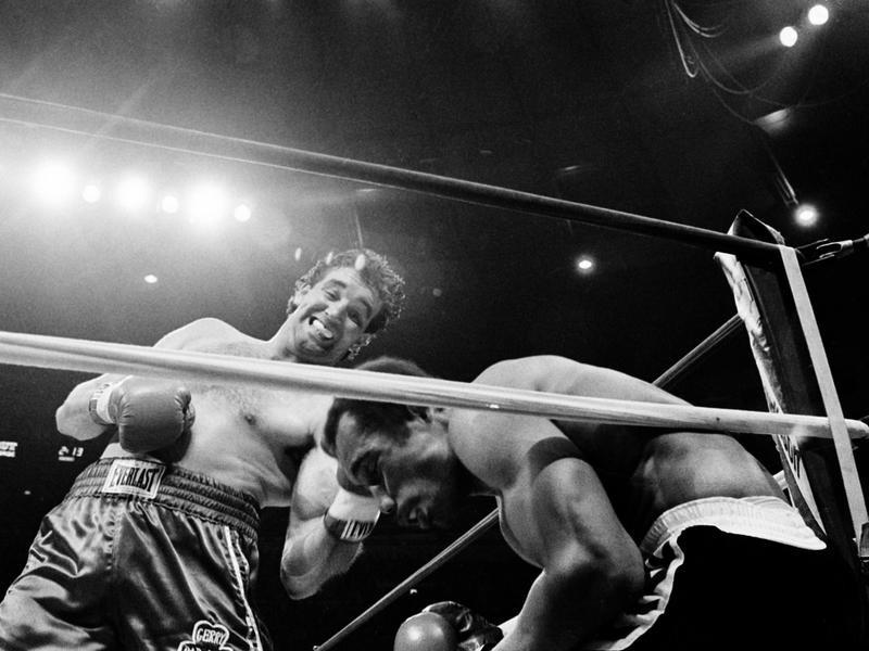 Gerry Cooney vs. Ken Norton