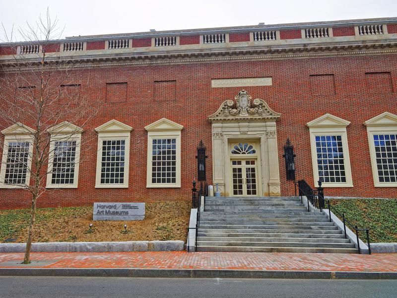 Harvard Fogg Art Museum