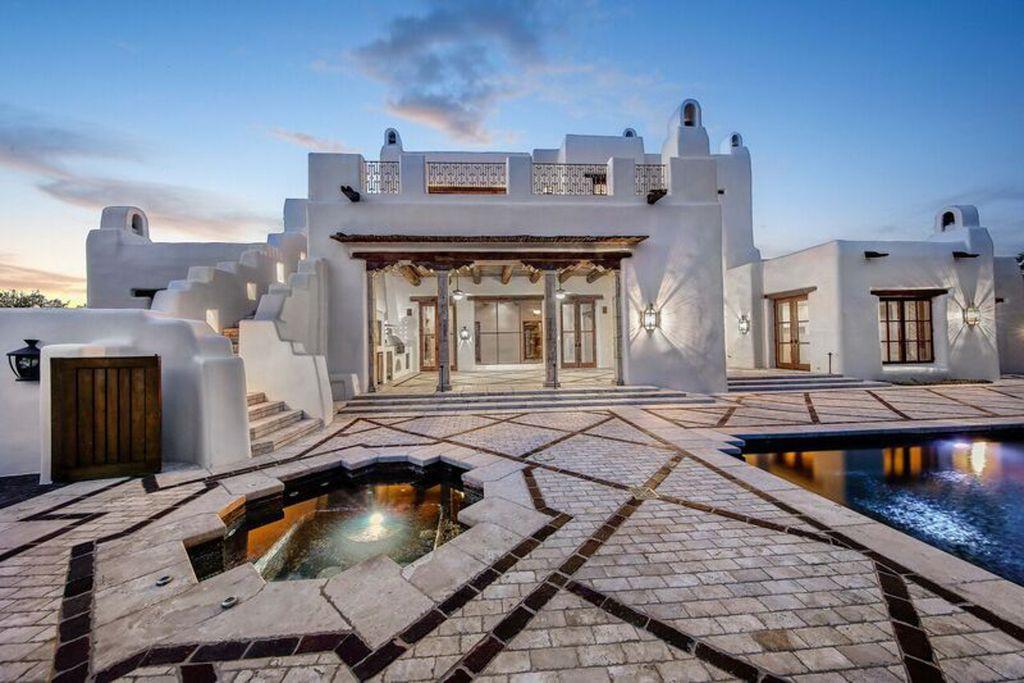 George Strait's house