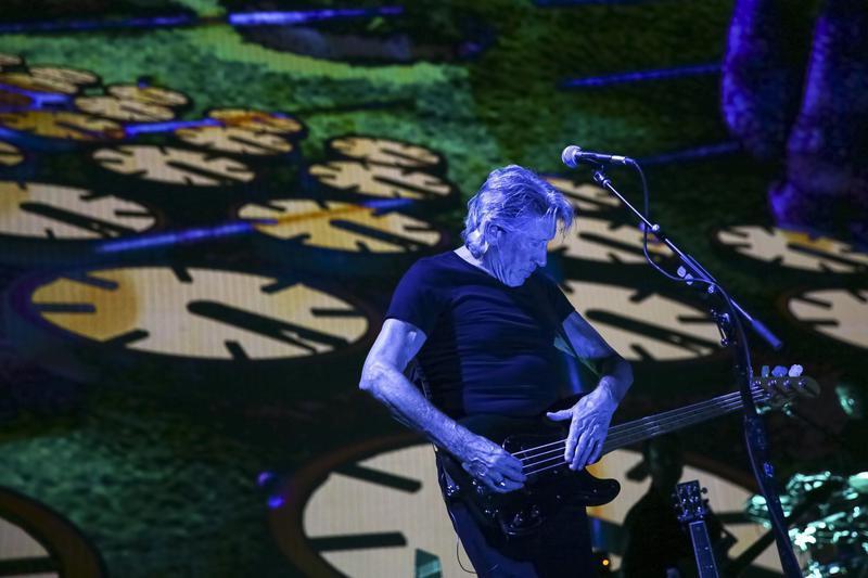 Roger Waters in concert in Washington, D.C., in 2017