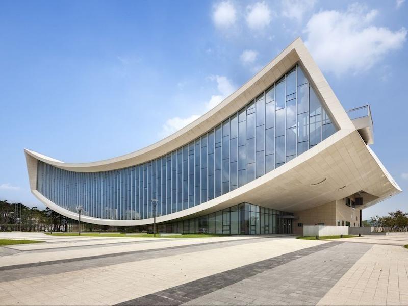 Library of Sejong City