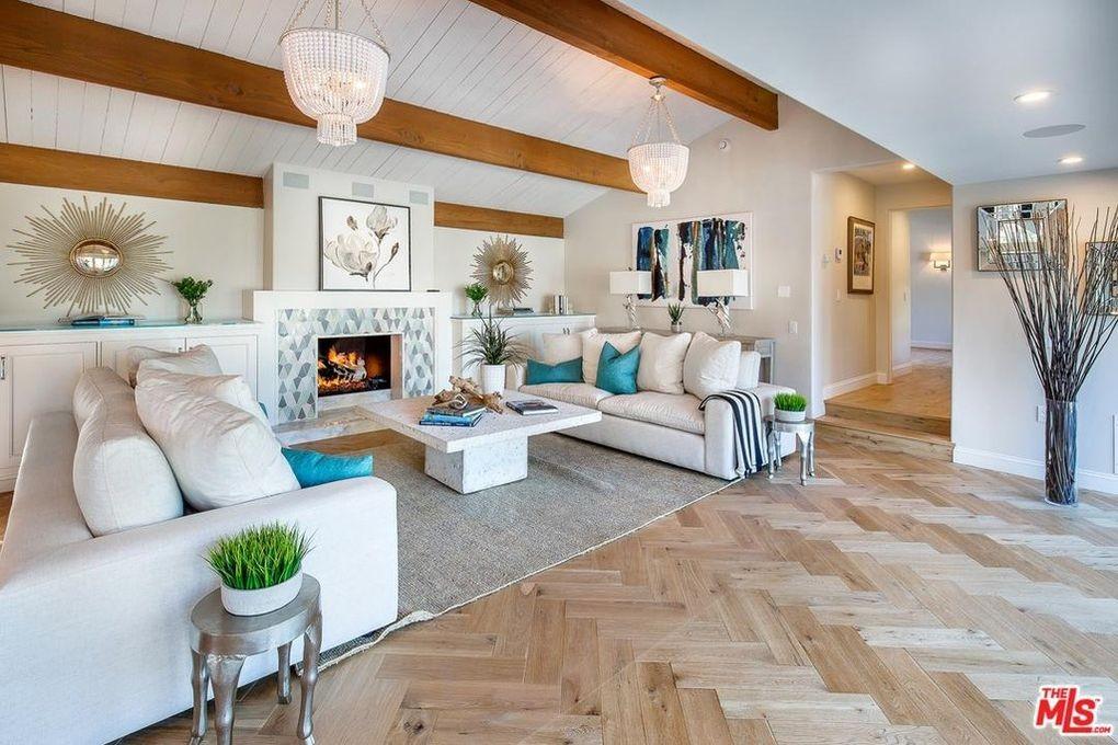 Bill Kruetzman's living room