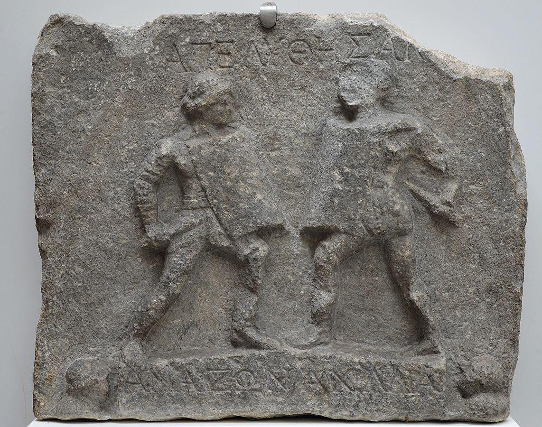 Female gladiators