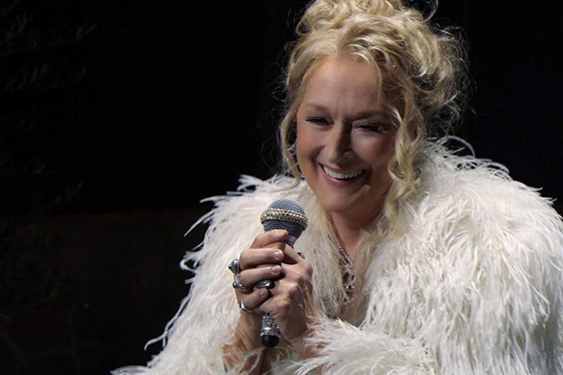 Meryl Streep in Mamma Mia! Here We Go Again (2018)