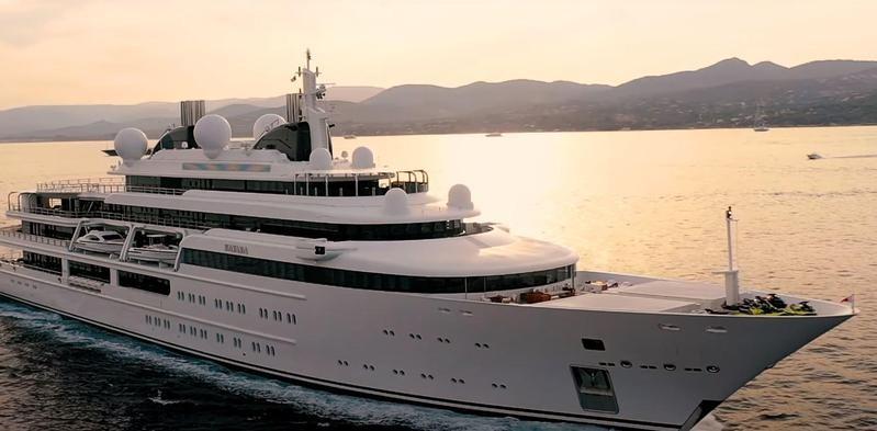 Katara superyacht