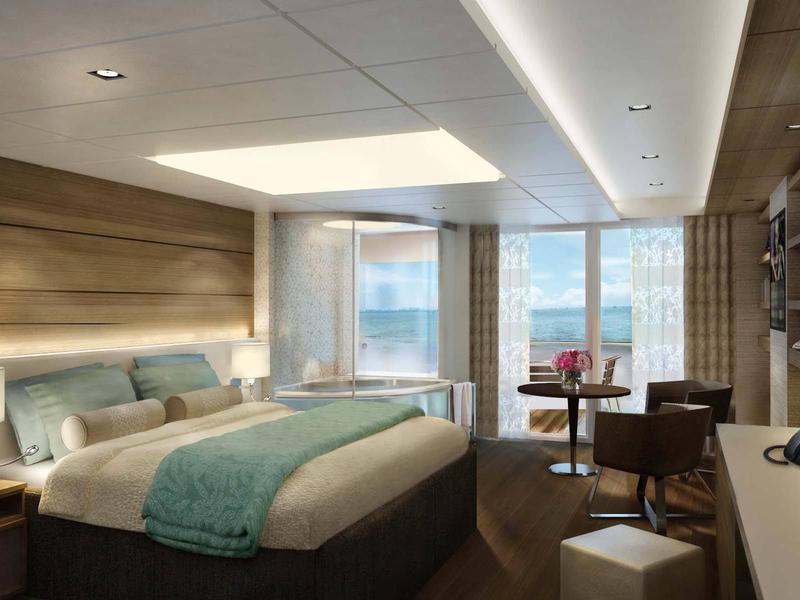 Norwegian Cruise Mandara Spa