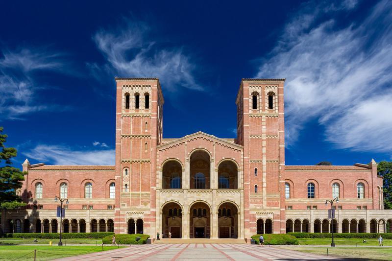UCLA Royce Hall
