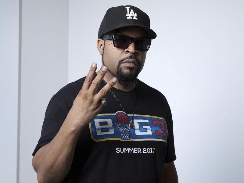 Ice Cube in New York in 2017