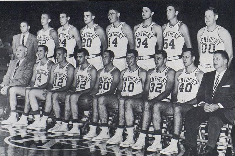 1957-58 Kentucky Wildcats