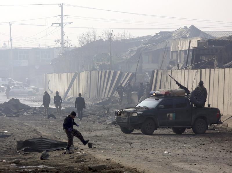 Dangerous Countries: Afghanistan