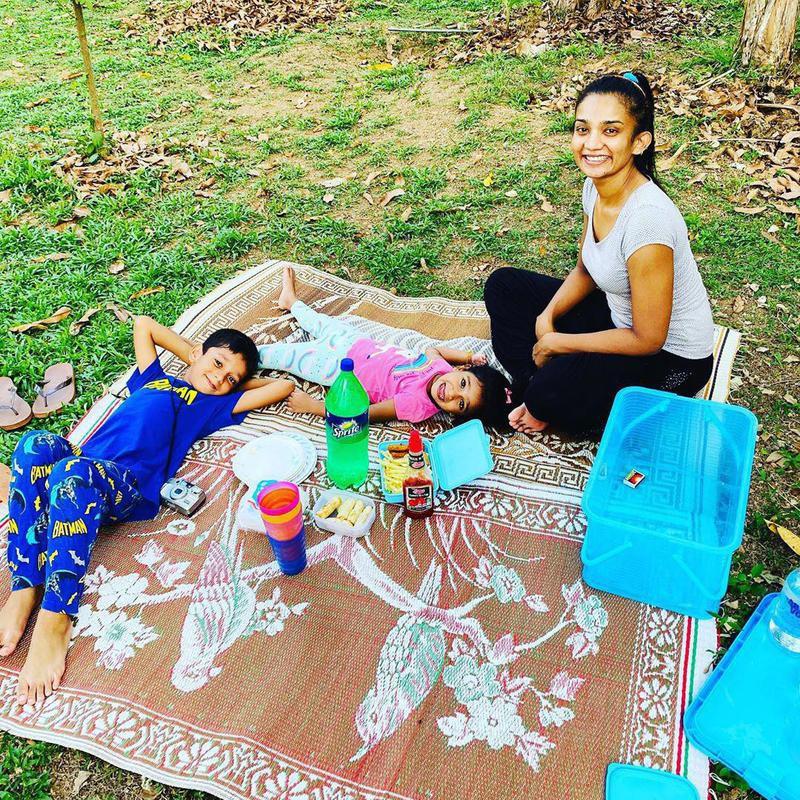 Homeschool picnic