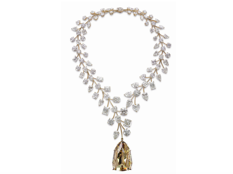 L'Incomparable Diamond Necklace