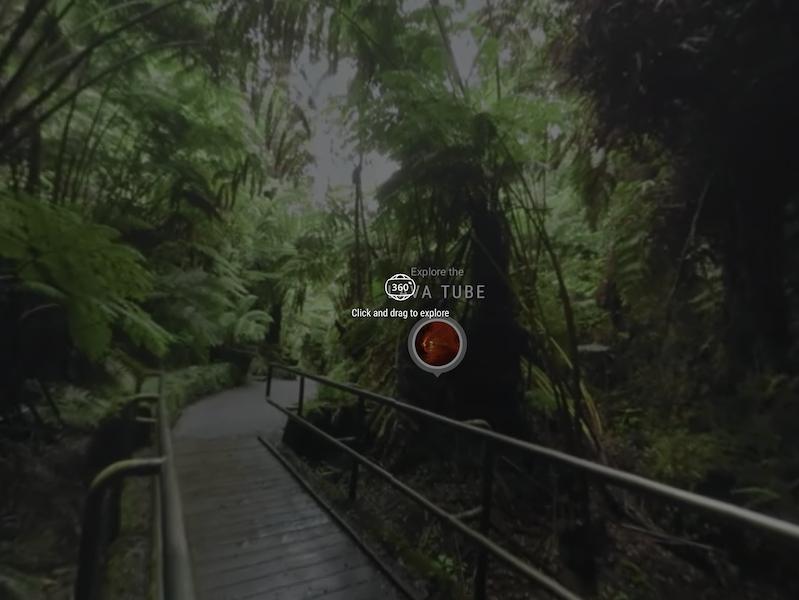 Hawaii Volcanoes Virtual