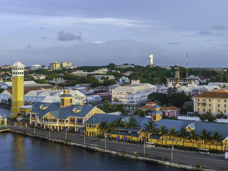 Nassau Port, Bahamas
