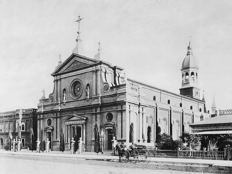 Cathedral of St. Vibiana