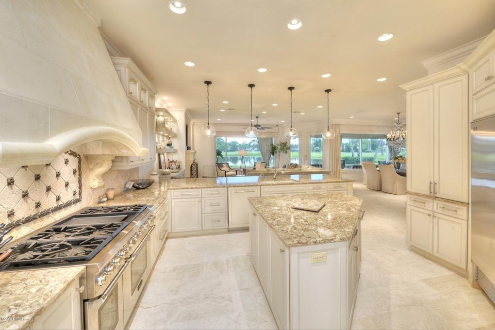 Richard Childress' kitchen