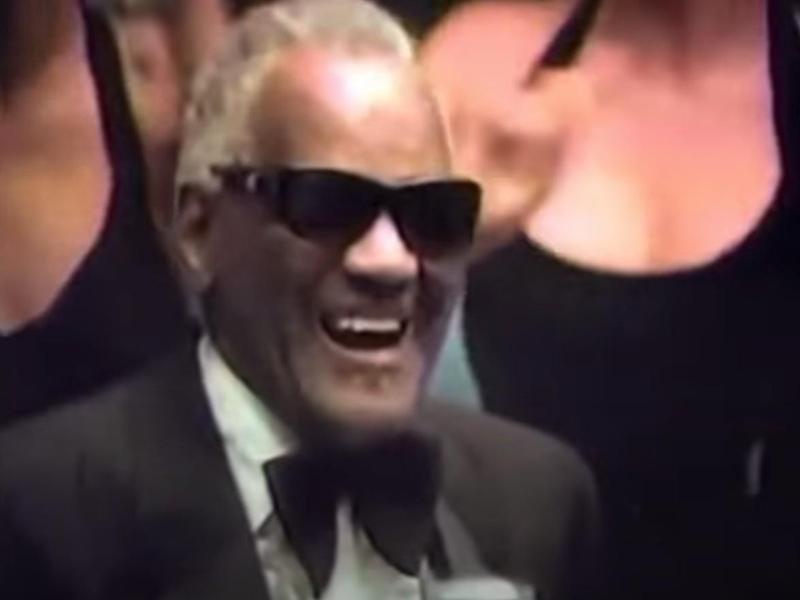 1991 Diet Pepsi Ray Charles