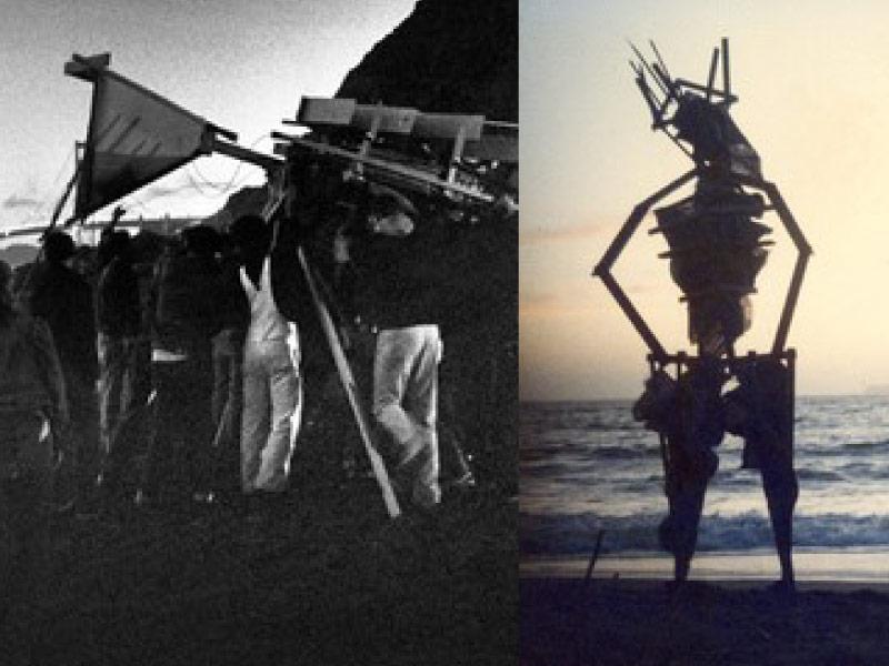 Burning Man History