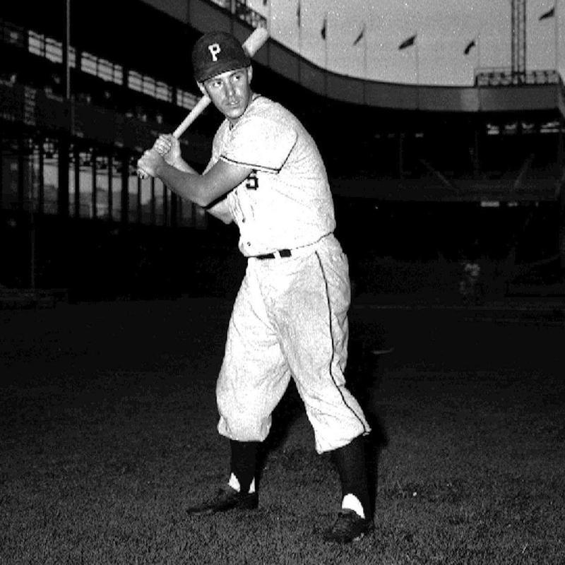 Bill Mazeroski in 1956
