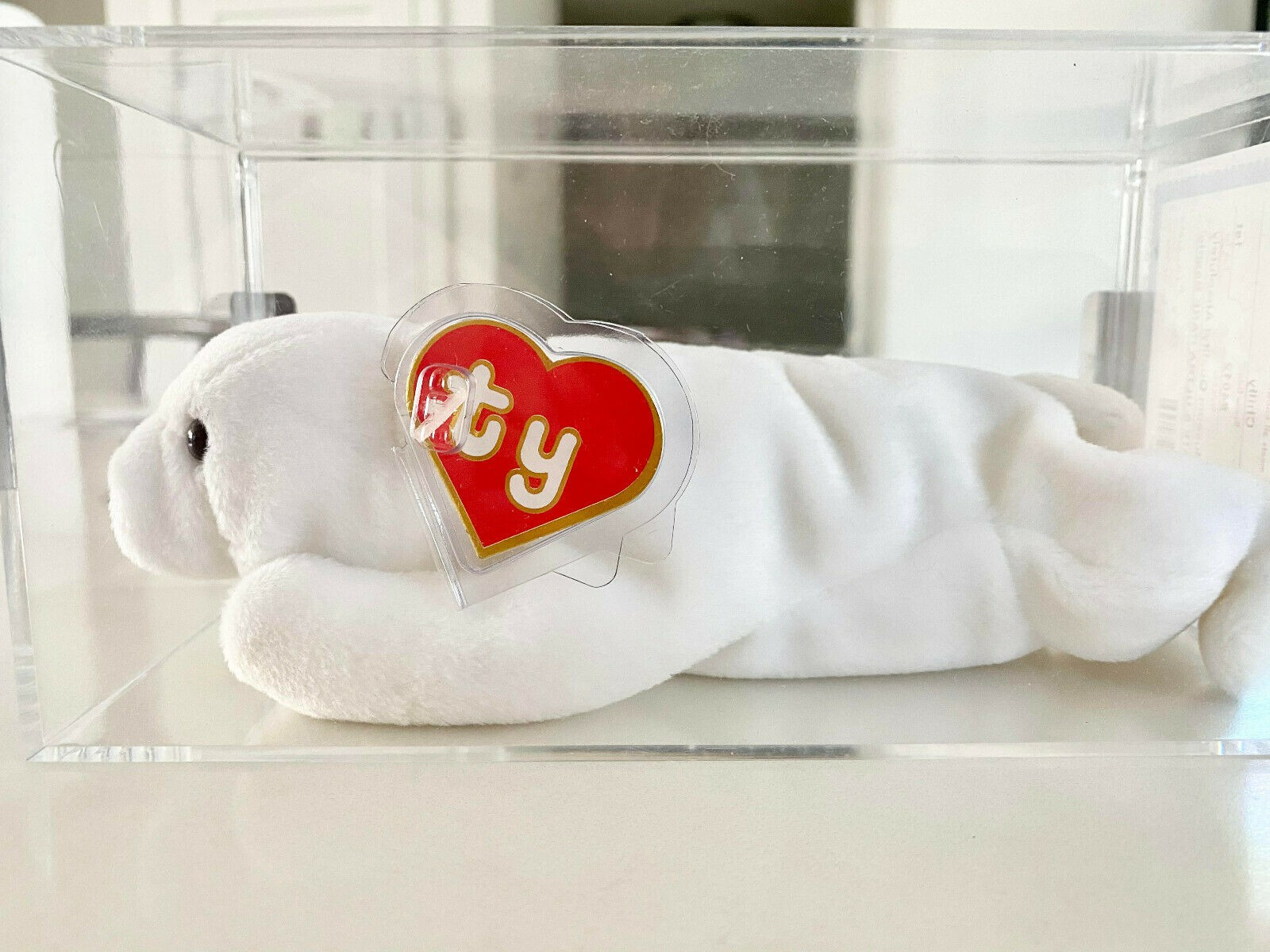 First-Generation Chilly Beanie Baby