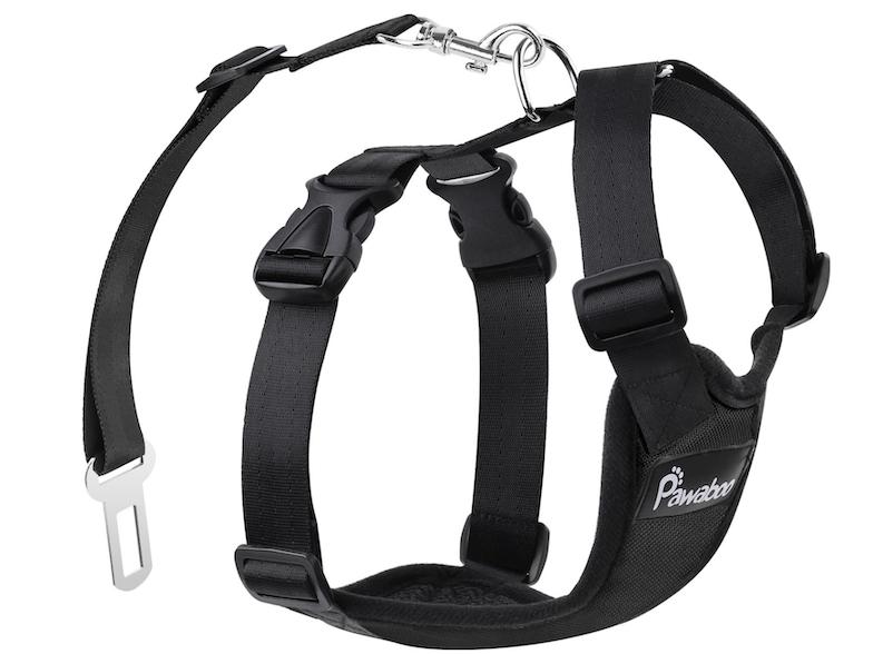 Dog vest harness