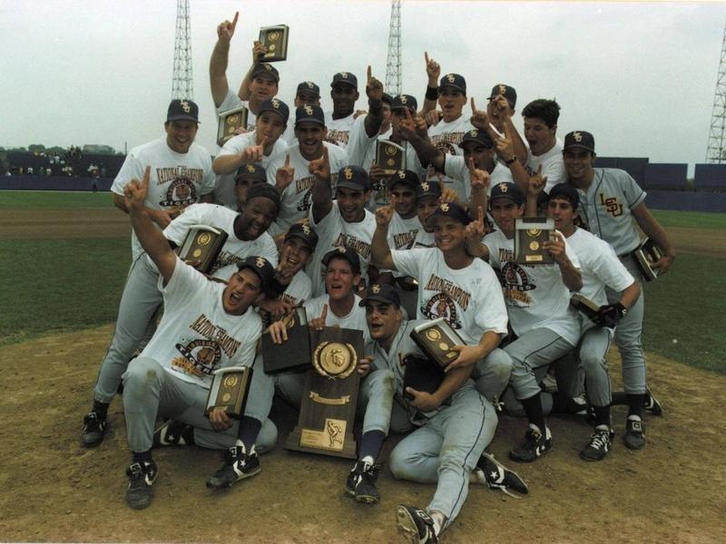 1991 LSU Tigers