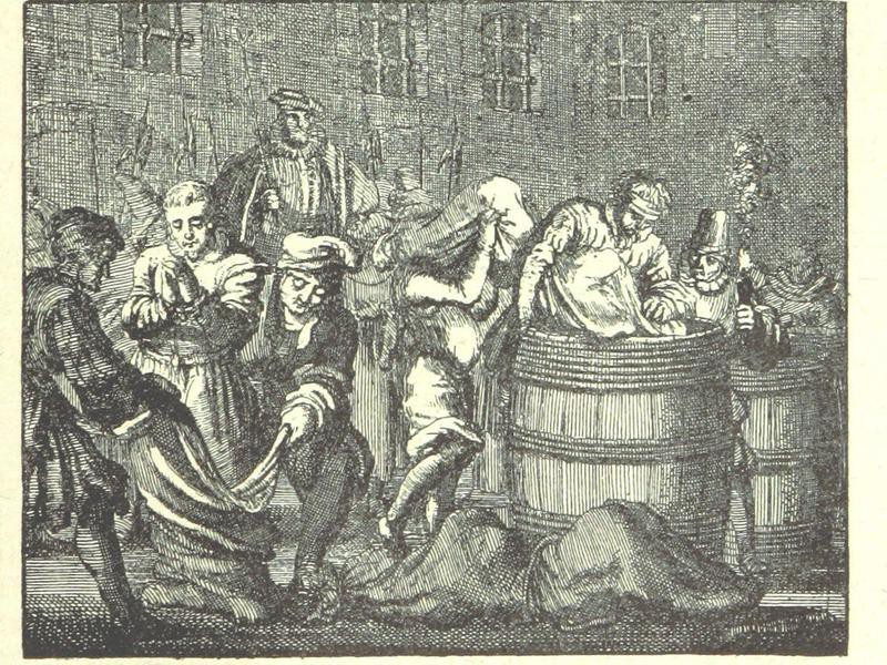 Drowning in the Barrel or Sack