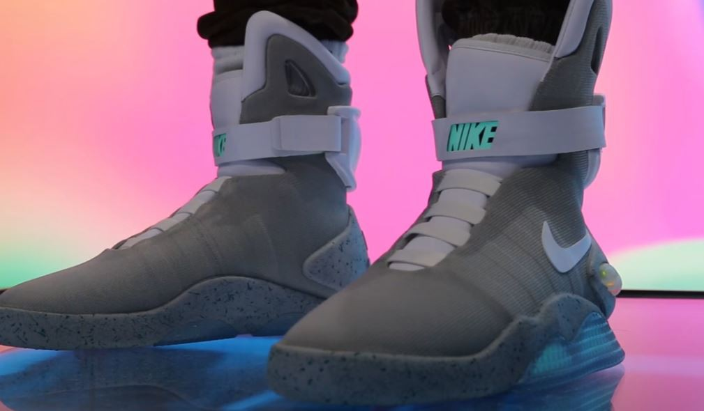 Nike 2016 MAG Back to the Future