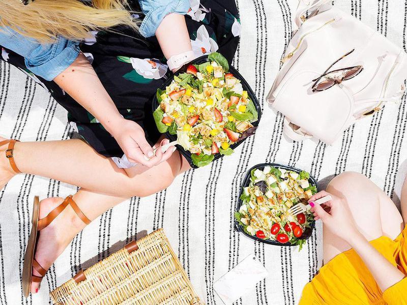 Wendy's Salads