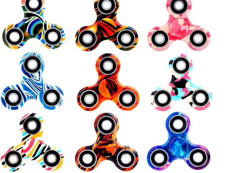 Classic Fidget Spinner Toy for Adults
