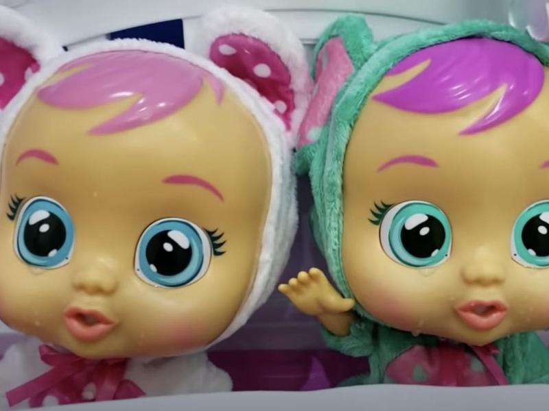 creepy kids toys