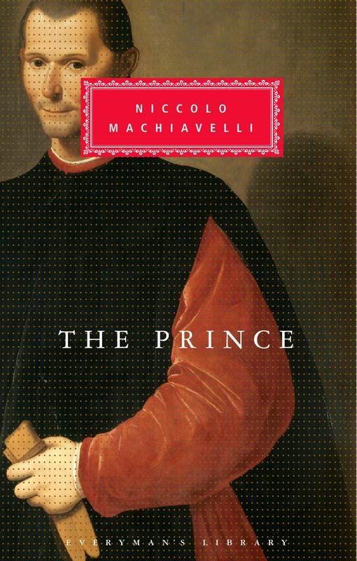 """""""The Prince"""" by Nicolo Machiavelli and N.H. Thompson"""