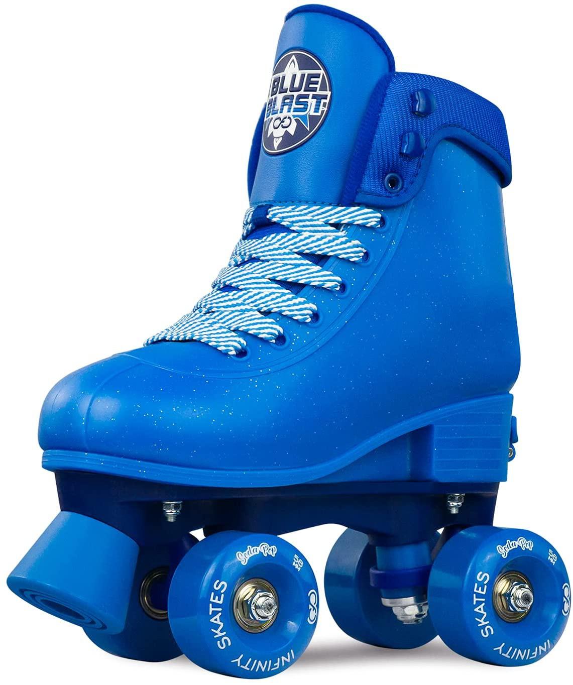 Crazy Skates Soda Pop Adjustable Roller Skates for Girls and Boys