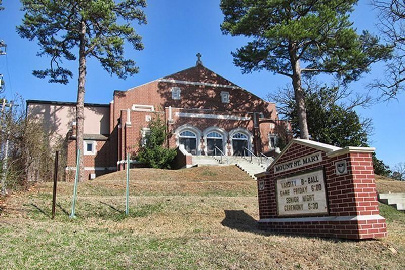 Mount St. Mary Academy in Arkansas