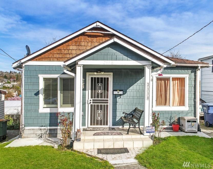 $1 million house in Seattle, Washington